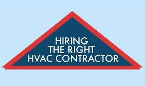 hire the right HVAC contractor
