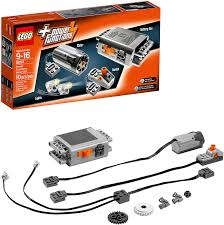 Lego Technic Power Functions Lights Lego Technic Power Functions Motor Set 8293 10 Pieces