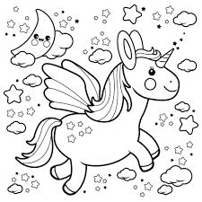 Disegno Da Unicorno Foto Da Colorare Foto Unicorno Colorare 0w5q1t61