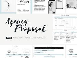 Project Proposal Presentation Agency Proposal Presentation Template By Jetz Templates On