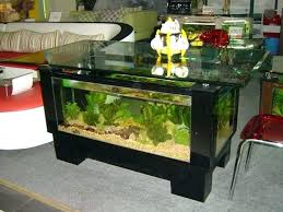 office desk fish tank. Desk Fish Tank Office Plus Frightening  Picture Design Coffee Table . P