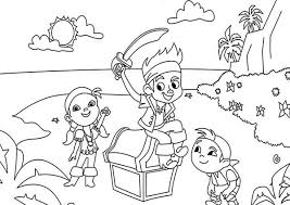 Small Picture Jake And The Neverland Pirates Coloring Pages GetColoringPagescom