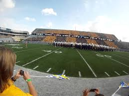 wvu band simple gifts field view go pro