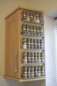 Pull Out Kitchen Storage Kitchen Kitchen Cabinet Spice Rack With Wonderful Pull Out Spice
