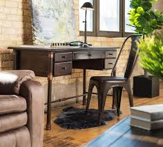 Get the Look Industrial Rustic Schneidermans the blog Design