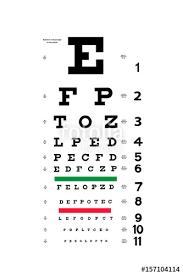 Eye Test Chart Free Download