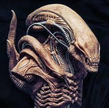 Giger Alien Design Giger Inspired Alien Concept Bust Gives Xenomorph A Fresh