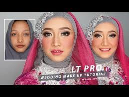 x mp4 lt pro one brand makeup tutorial makeup wedding muslimah inivindy