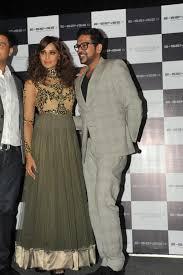 Sensee Designer Bipasha Basu With Designer Rocky S 2 Rediff Bollywood