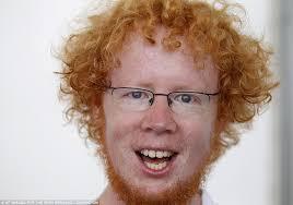 The aryan race pic redhead