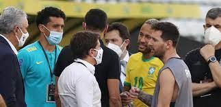 ميسي غاضب بسبب مباراة الأرجنتين والبرازيل.. ماذا قال لنيمار؟