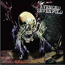 <b>Avenged Sevenfold</b> - <b>Diamonds</b> In The Rough (2LP Clear Colored ...