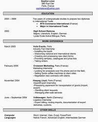 24 Lovely Resume Or Cv American Resume Format Resume Example