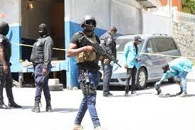 Haiti President Jovenel Moïse ...