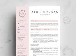 How To Open Resume Template Microsoft Word 2007 Fascinating 48 Pages Word Resume Template Resume Templates Creative Market