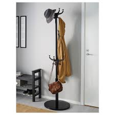Coat Rack Hanger Stand HEMNES Hat and coat stand IKEA 26