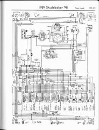 studebaker wiring diagrams wiring diagrams for studebaker cars 1959 v8 silver hawk
