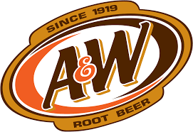 a w root beer logo svg