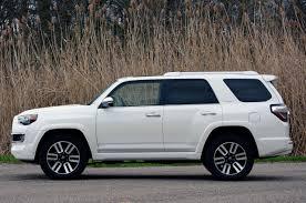 2014 Toyota 4Runner Limited 270 HP 4,805 LBS $32K-$46K