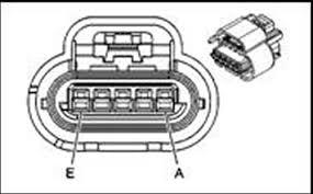 repair guides connector pin identification mass air flow (maf bosch maf sensor 4 pin at 2002 Gmc Sierra Wiring Diagram Maf