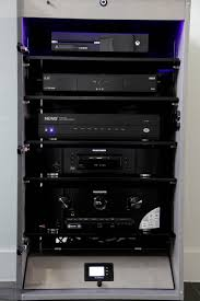 Home Theater Cabinet Cooling Heat And Dust Are The Killers Of Home Av Electronics Luckily