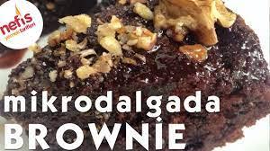 Mikrodalgada Brownie - 7dk da Islak kek yapımı - YouTube
