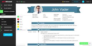 Best Resume Builder Websites To Build A Perfect Geeks Kick Resume