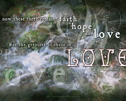 Faith Hope Love Wallpaper ...