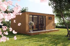 home office in the garden. The Garden Office Is A Winner All Round Home In G
