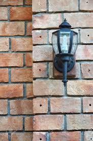 The Brick Lighting Decorative Lights On The Brick Wall