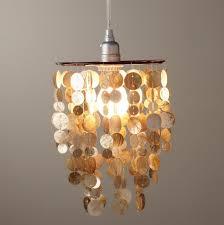 capiz shell chandelier uk