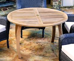 Tortuga outdoor jakarta teak dining table