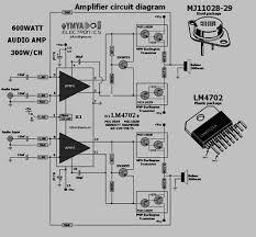 schematic diagram 500 watts amplifier the wiring diagram 600 watt darlington power amplifier schematic diagram wiring diagram wiring diagram