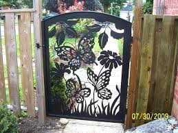 photo via garden gate ideas fence design fascinating gates that will inspire you