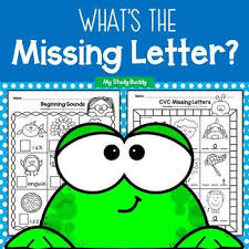 This time they will work on the ending sounds in words. Phonics Worksheets Beginning Sounds Teachers Pay Teachers
