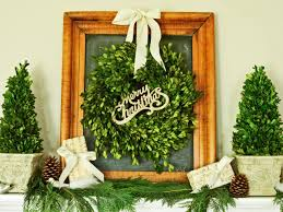 Preserving Tree Branches For Decoration How To Make Boxwood Christmas Topiaries Hgtv