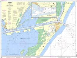 Noaa Chart 11312 Corpus Christi Bay Port Aransas To Port Ingleside