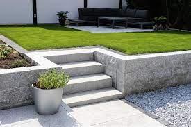 level a garden level a garden slope