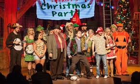 hatfield and mccoy christmas disaster dinner up to 43 off