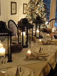 dining room table linens decorating
