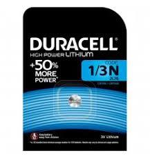 Купить <b>батарейку</b> литиевую <b>Duracell CR1</b>/<b>3N</b> 3V в Калининграде