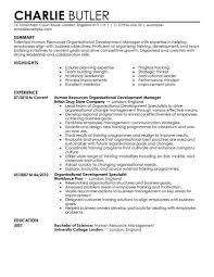 Hr Generalist Resume Elegant Human Resources Management Resume