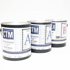 Ctm Epoxy Color Chart Ctm Adhesives Ectr Epoxy Ectr A B Kit