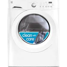 Best Price On Front Load Washer And Dryer Kenmore 41122 39 Cu Ft Front Load Washer White