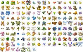 Shiny Pokemon Evolution Chart Pokemon Lets Go Shiny Pokemon Explained Shiny Pokemon List