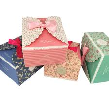 Decorative Holiday Boxes Amazon Chilly Gift Boxes Set of 100 Decorative Treats Boxes 24