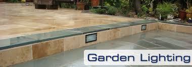 block paving lighting. concrete brick or natural stone paving concept design professional landscape gardening block lighting o