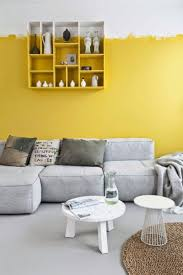 Yellow Paint For Living Room 17 Best Ideas About Yellow Accent Walls On Pinterest Yellow Gray