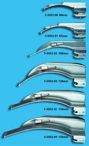 Blades Child Size 2 155 Mm X 13 Mm Miller