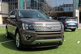 2018 ford grill. brilliant 2018 ford reveals allnew 2018 expedition at dallas cowboys training facility in  frisco  by inside ford grill